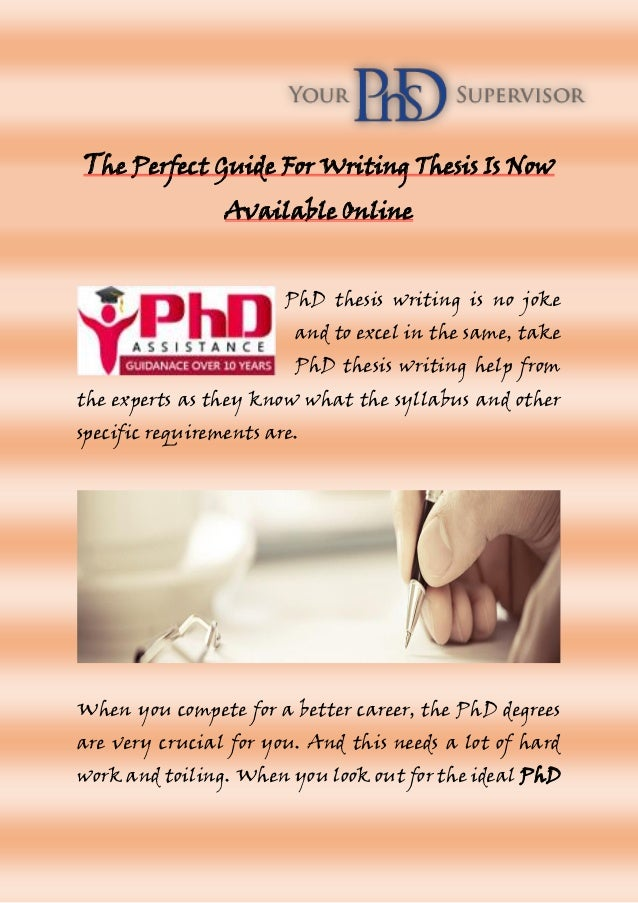 a general guide for writing project thesis Students who wish to write a master's thesis should obtain the specific format guidelines for writing a thesis from the university's thesis office that said, the content and structure of a master's thesis is substantially the same as a project, so the information below is relevant for writing master's theses as well.