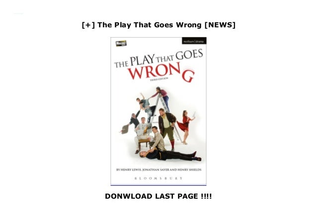 the play that goes wrong online free