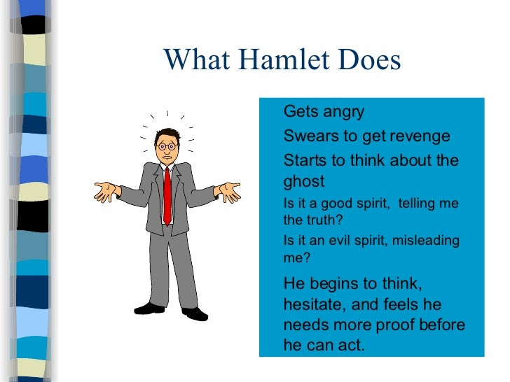 The Plot of Hamlet