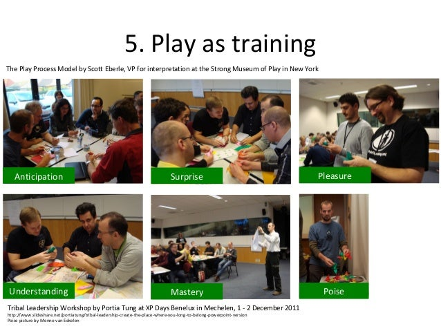 7. All work and play  The XP Game – Copenhagen, 6 August 2011