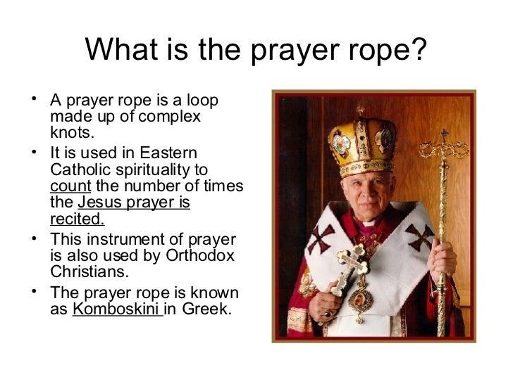 The  Prayer  Rope Slide 2