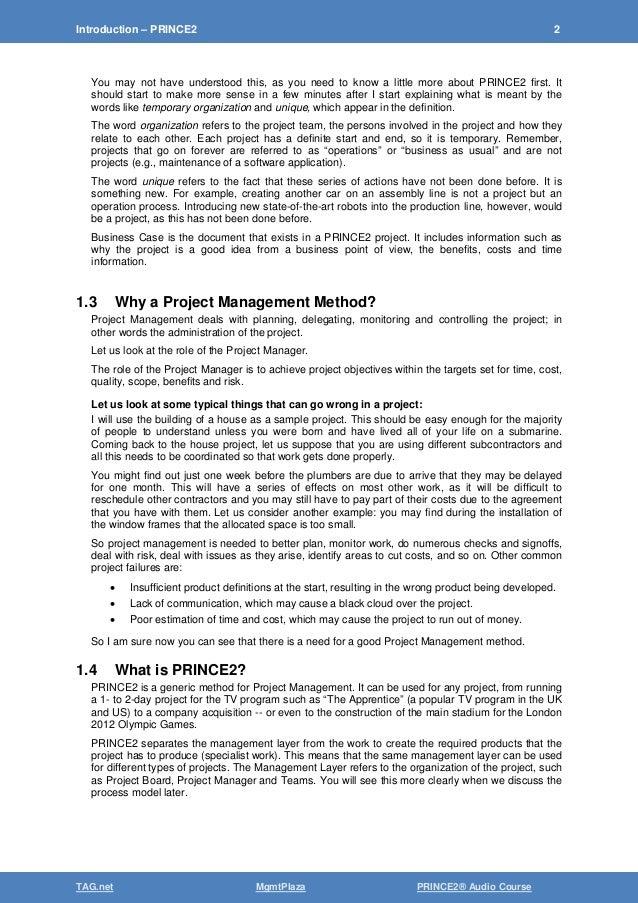 the prince2 training manual sample rh slideshare net project management training manual ppt project management training manual template