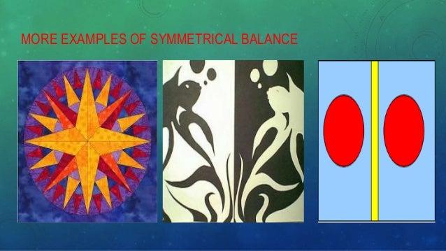 Principles Of Art Symmetrical Balance : The principles of art design