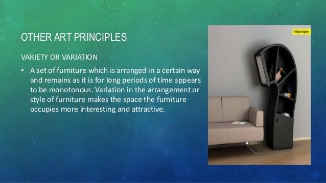 Principles Of Art Variety : The principles of art design