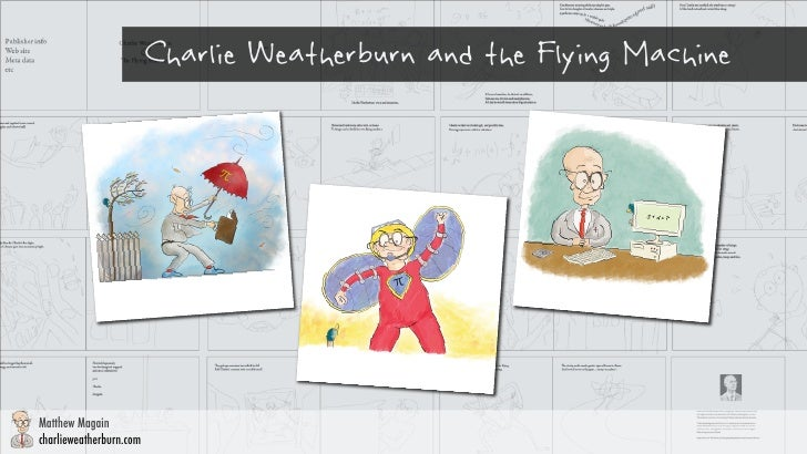 Charlie Weatherburn and the Flying Machine       Matthew Magain       charlieweatherburn.comMatthew Magaincharlieweatherbu...