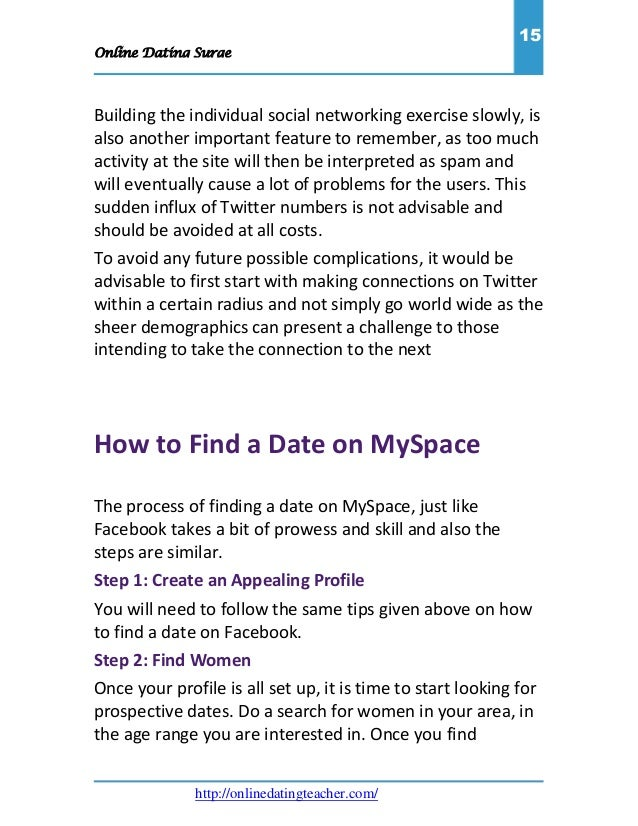 How to online date at age 16