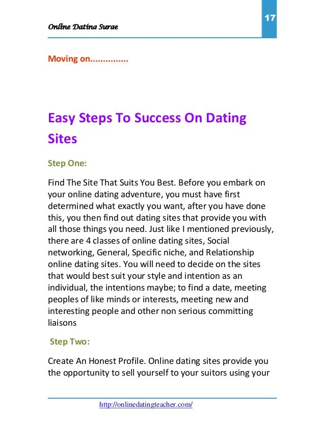 sell yourself online dating Choosing your words carefully is important in all relationships but in the online dating world, where you have just a few words to sell yourself on a profile, the importance of words is critical after analysing data from over 12,000 members, online dating site eharmony has a new list out of the .