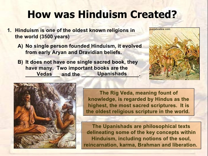 ccot the evolution of hinduism
