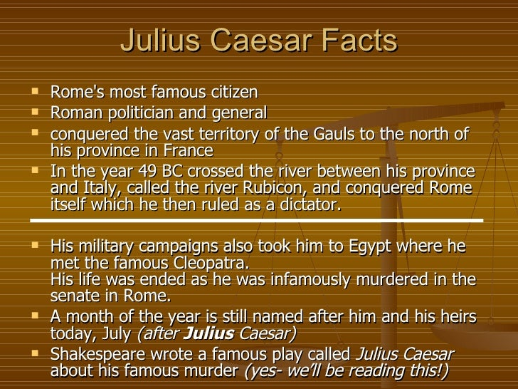the military power and rule of julius caesar in rome But julius caesar's military and political domination of rome – as popular general, consul and finally dictator – made the switch from republican to imperial government possible born to power caesar was born into the roman political ruling class, on 12th or 13th july, 100 bc.
