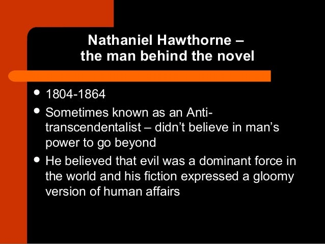 the use of rhetorical strategies in the scarlet letter a novel by nathaniel hawthorne