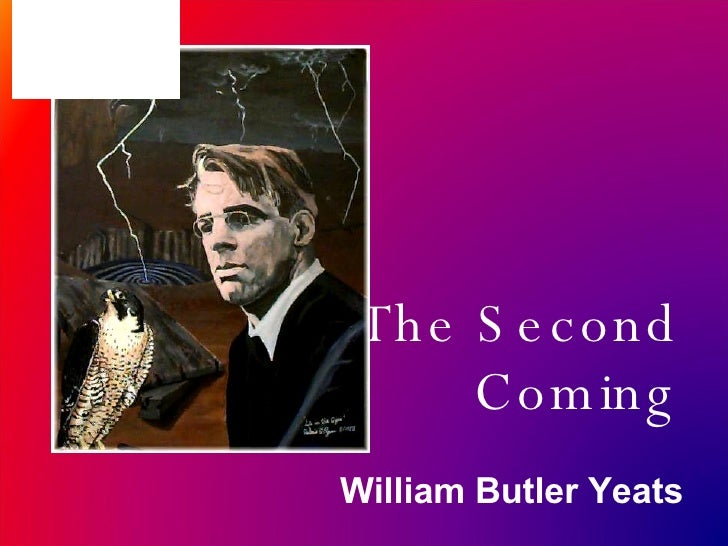 yeats second coming