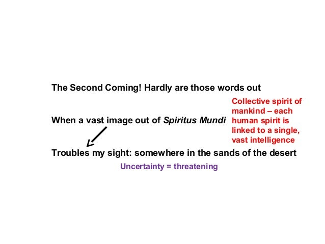 The Second Coming (poem)