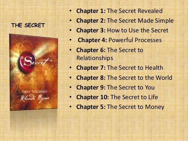 Quotes About Secrets Being Revealed: The Secret Of Success
