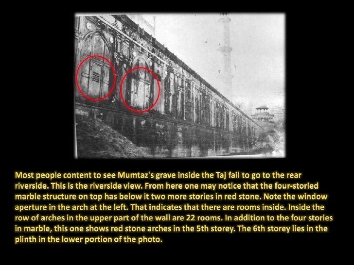 The Secret Of Taj Mahal