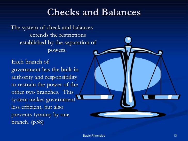government checks and balances In trump's orders, a test of america's checks and balances the rollout of president trump's travel ban led to no small amount of chaos and confusion  [of government] comport with our country .