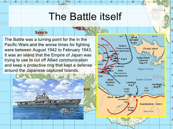 Image result for the battle of guadalcanal