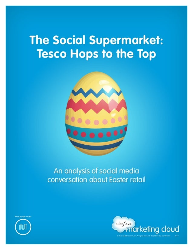 tesco advertisement analysis Tesco case-study 1 tesco by gediminas sumyla 2 company overview tesco is known as a food retail leader in united kingdom and ireland.