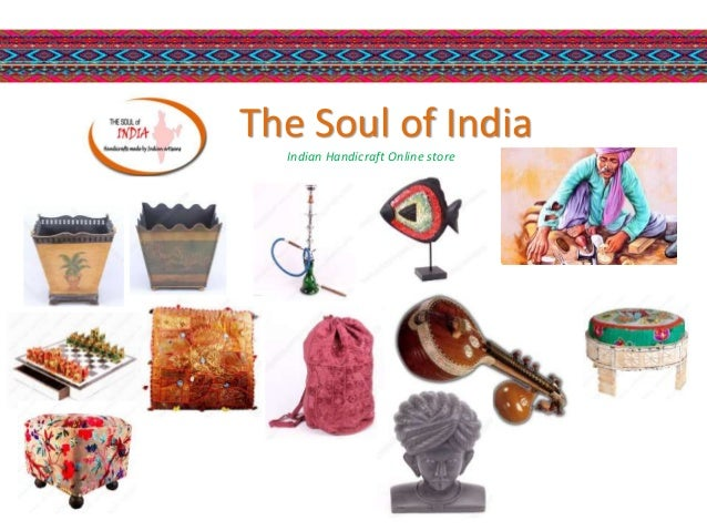 Indian Handicrafts Online Store The Soul Of India
