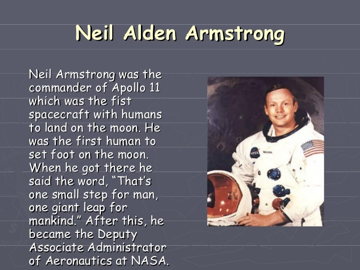 space with neil armstrong experience - photo #29
