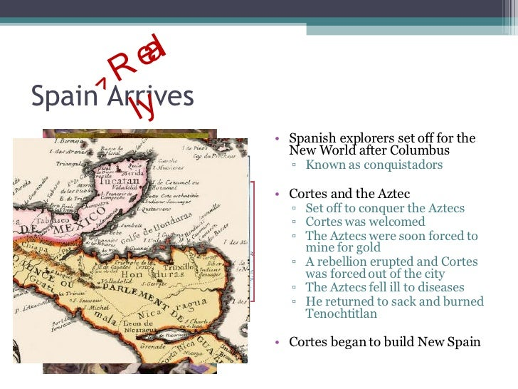 Spanish conquest of the new world essay
