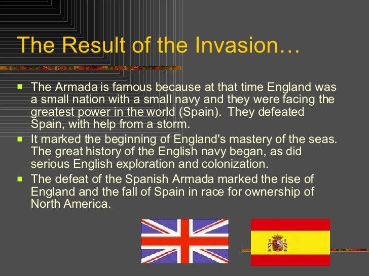 defeat of the spanish armada
