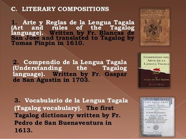 Reflection in philippine literature