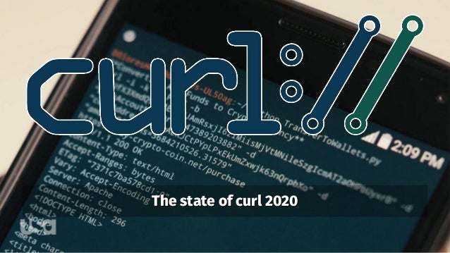 The state of curl 2020The state of curl 2020