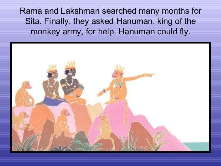 story of rama and sita summary