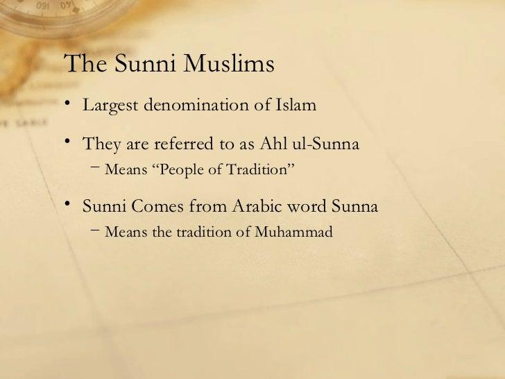 why did sunni and shia split