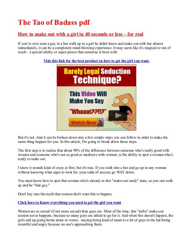 the tao of dating pdf download