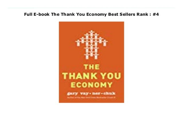 the thank you economy pdf free download