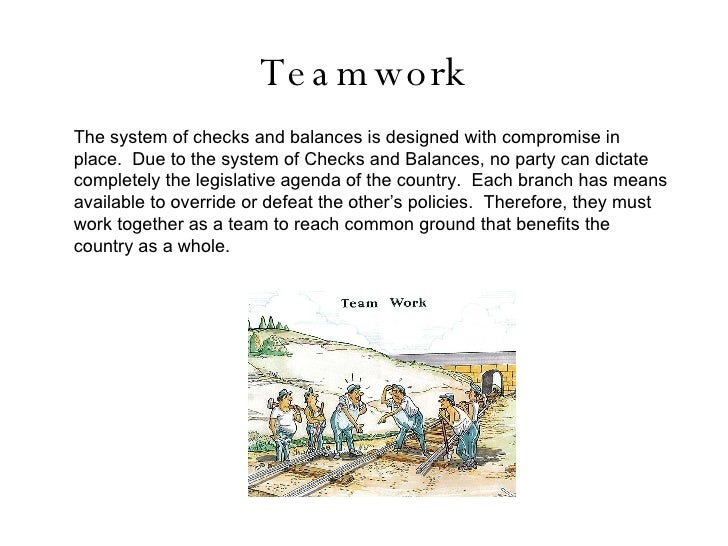 The Three Branches Of Government Unit 3 Project