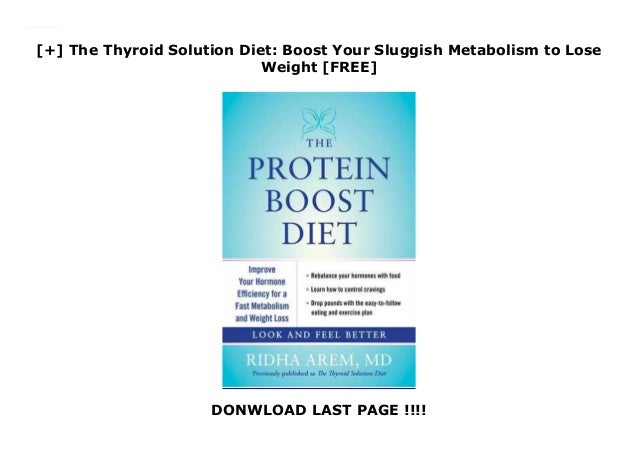 how to boost thyroid metabolism naturally