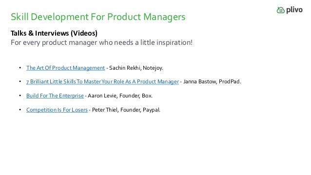 100+ Resources for Product Managers: The Complete List(2018)