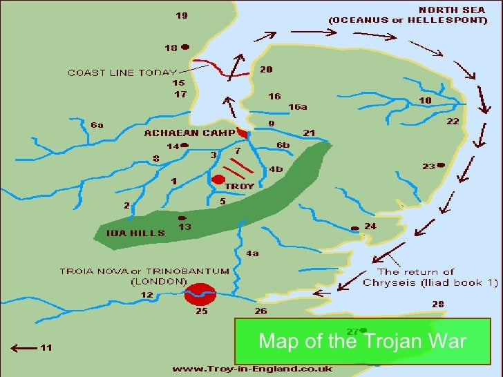 a summary of the events of the trojan war Provides a vivid retelling of events associated with the trojan war subsequent to those outlined in the iliad, but before those of the odyssey—a very attractive way of learning about a wide range of the details associated with this most famous of all mythological legends.