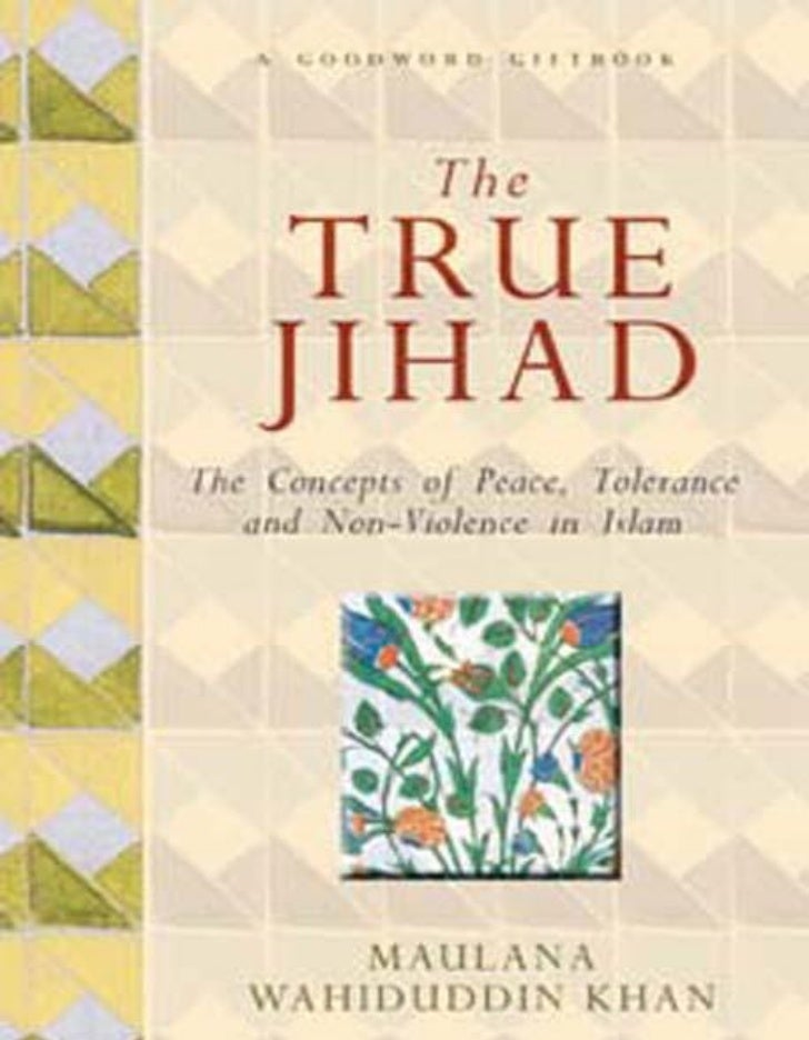 The True Jihad                                        Table of ContentsTABLE OF CONTENTSTable of Contents ...................