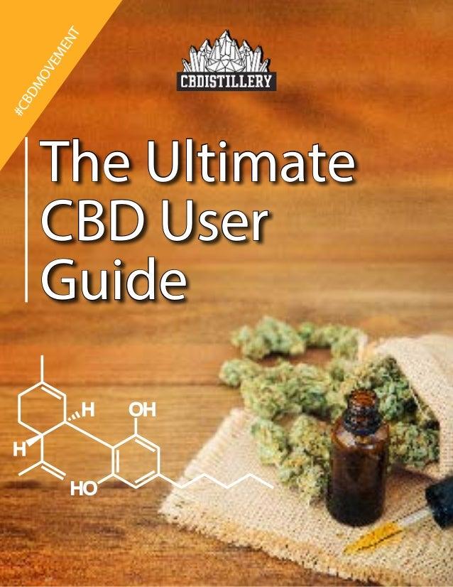 The Ultimate CBD User Guide #CBDMOVEMENT