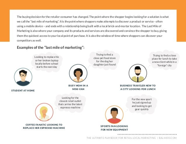 The Ultimate Playbook for Retail Local Marketing Slide 3