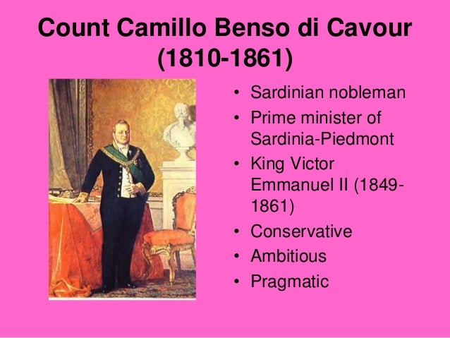 why did king victor emmanuel ii An outline biography of count camillo cavour some days later when victor emmanuel ii, king of victor emmanuel ii was recognised as the first king of.