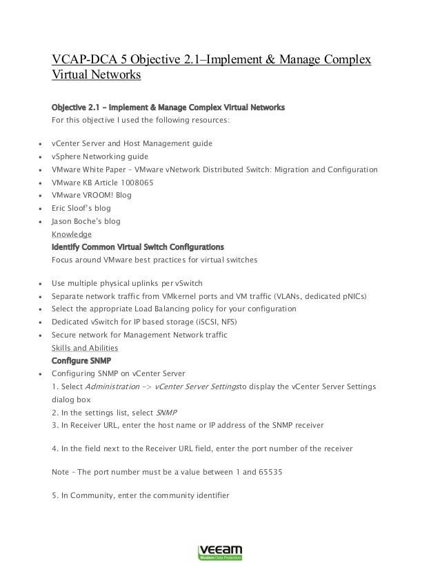 How to study for VCP6-DCV? : vmware - reddit: the front ...