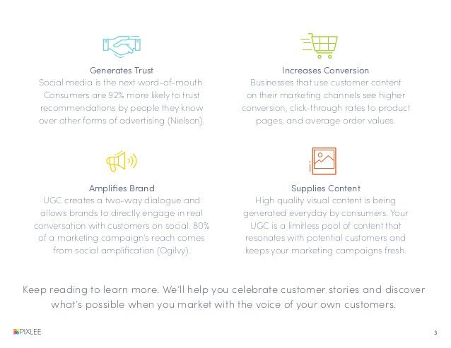 Keep reading to learn more. We'll help you celebrate customer stories and discover what's possible when you market with th...