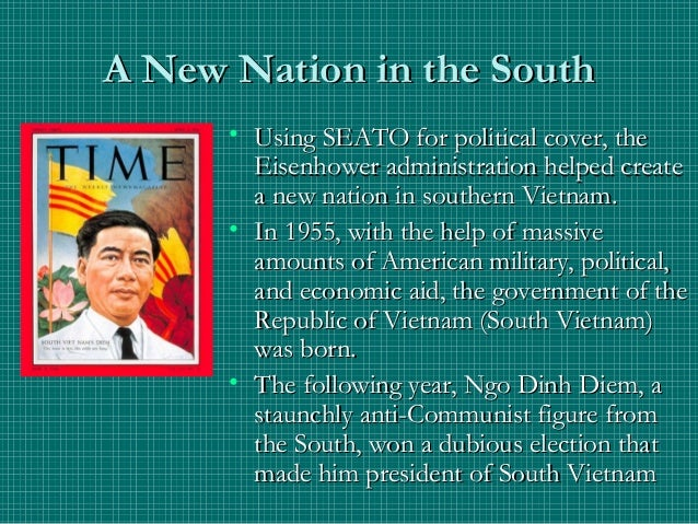 a biography of ngo dinh diem and the american involvement in the vietnam war For almost a decade, the tyrannical ngo dinh diem governed south vietnam as a one-party police state while the us financed his tyranny in this new book, seth jacobs traces the history of american support for diem from his first appearance in washington as a penniless expatriate in 1950 to his murder by south.