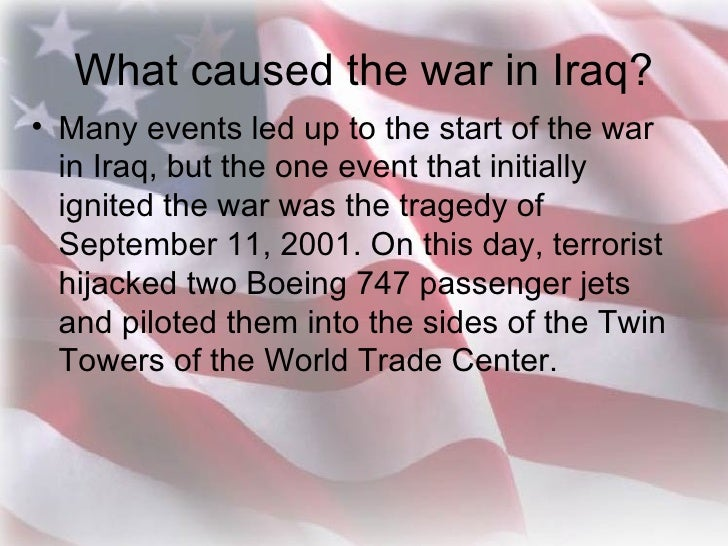 the war in iraq essay Free essay paper on war in iraq online war in iraq essay example sample essay on war topic buy custom essays, term papers and research papers on war at essaylibcom.