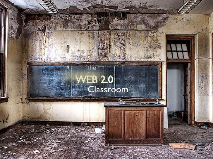 WEB 2.0 Classroom the