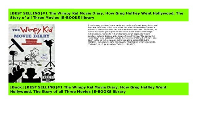 How Greg Heffley Went Hollywood The Wimpy Kid Movie Diary
