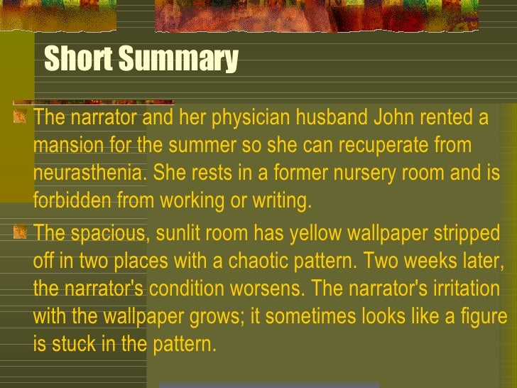 The yellow paper summary