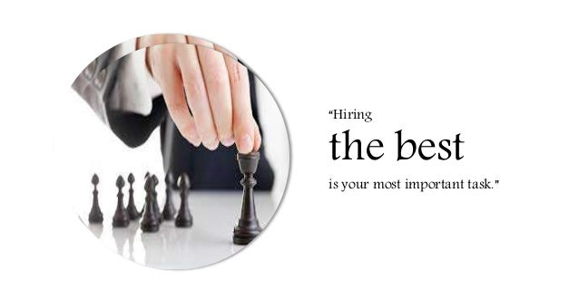 We Are Hiring Quotes: The 10 Best Hiring Quotes