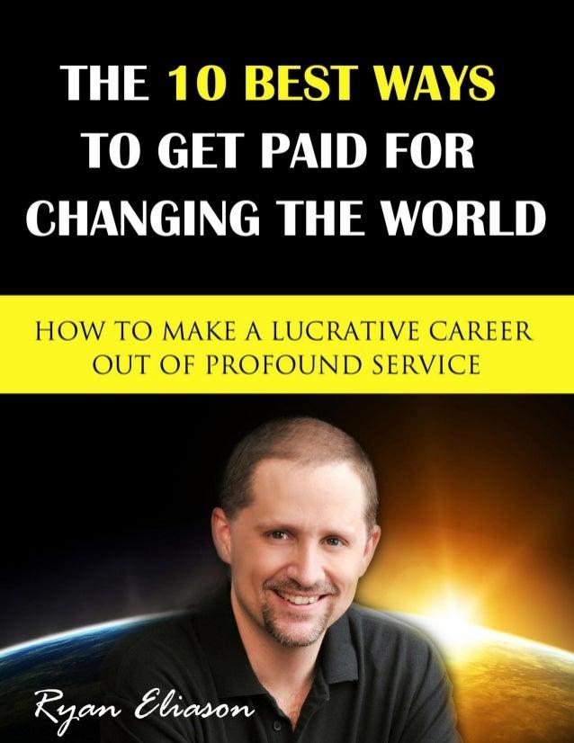 www.the10bestways.com | www.socialentrepreneurempowerment.com | Contents | Page 1 of 81