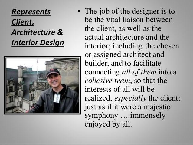 Interior Design Descriptive Words the 10 pivotal roles of a great interior designer