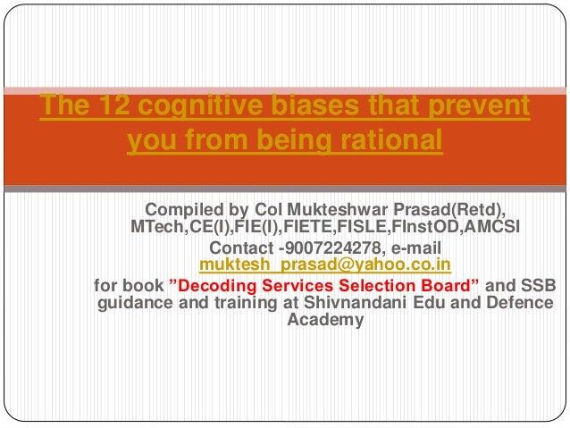 Compiled by Col Mukteshwar Prasad(Retd), MTech,CE(I),FIE(I),FIETE,FISLE,FInstOD,AMCSI Contact -9007224278, e-mail muktesh_...